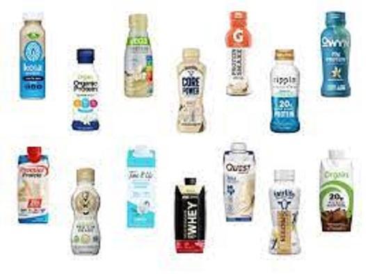 Ready Drink Shakes Market