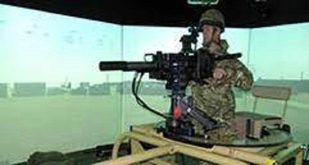 Military Simulation Training market