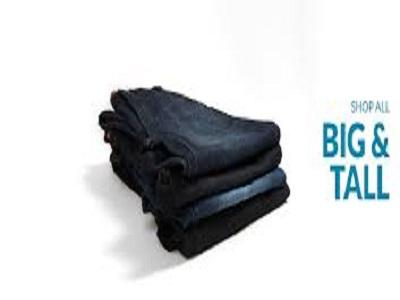Plus Big Tall Clothing Market