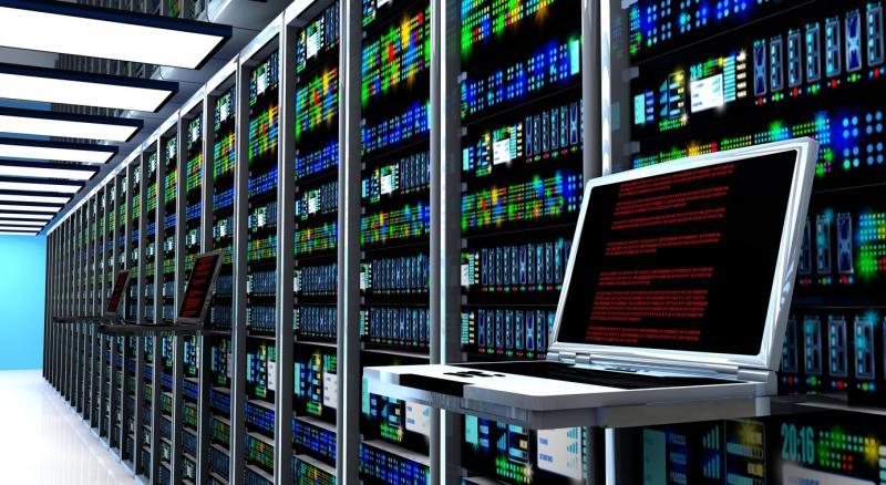 Data Center RFID
