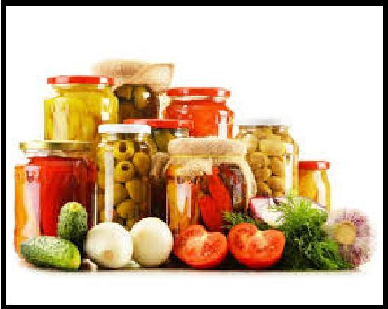 Pickle Products Market