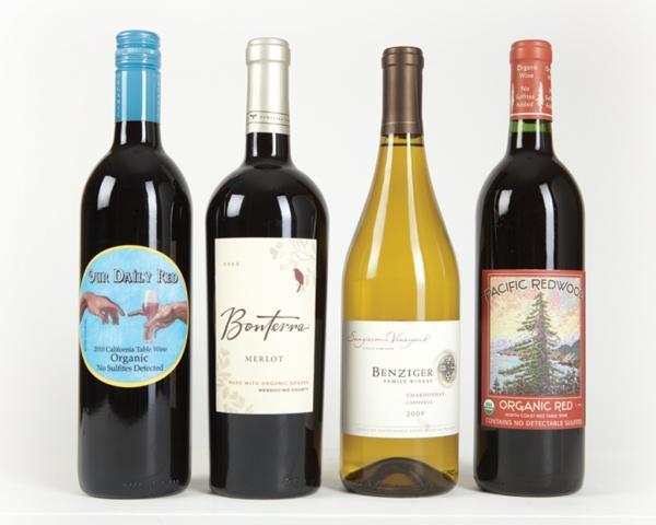 North America Organic Wine Market