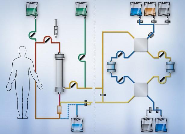 Immunoadsorption Columns Market