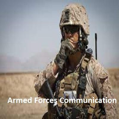 Armed Forces Communication