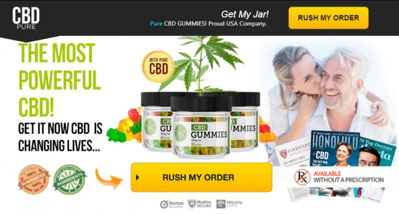 Full Spectrum CBD Gummies Best For Anxiety And Stress. Relief From Sleepiness Disorder.