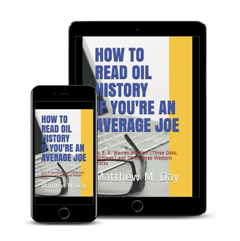 How to Read Oil History If You're an Average Joe