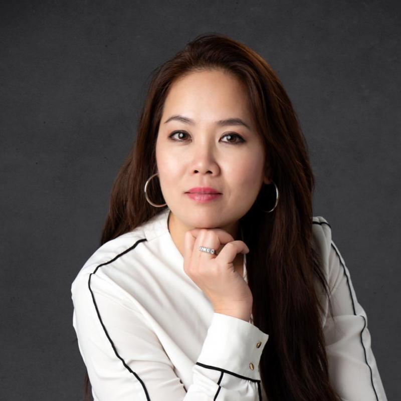 Delphine Nguyen, Co-founder