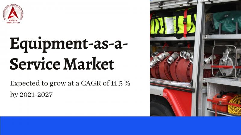 Equipment-as-a-Service Market To Grow at a Staggering CAGR