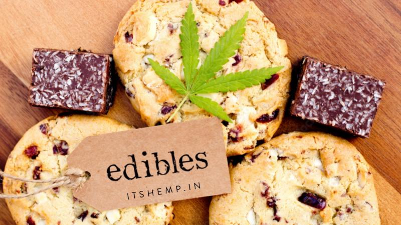 CBD Infused Edible Market Analysis, Share, Trends, Business