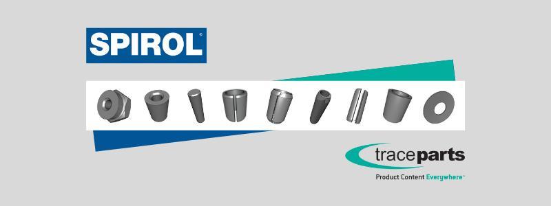 Spirol CAD models on TraceParts.com
