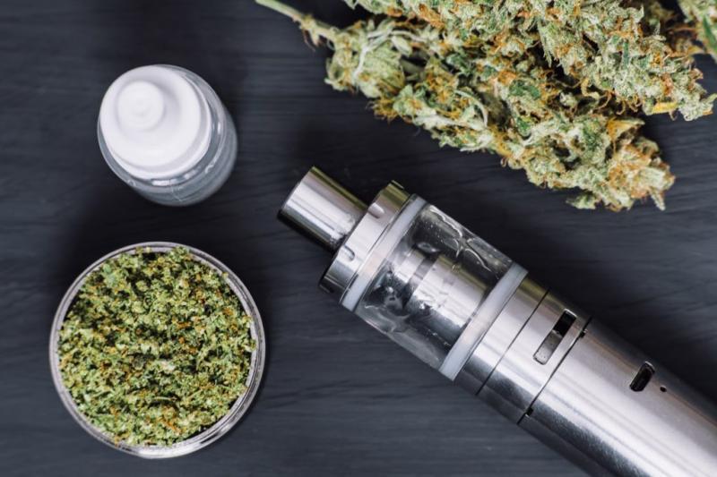 Cannabis Vaporizers Market