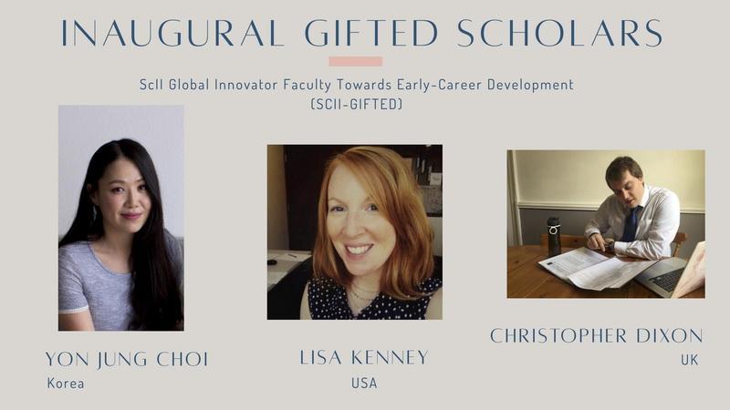 Innovation, International Faculty,