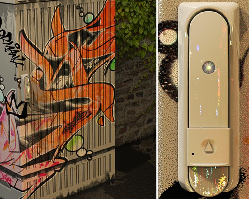 EMKA RC2 vandal resistant locking solutions for Telecommunication and other outdoor cabinets