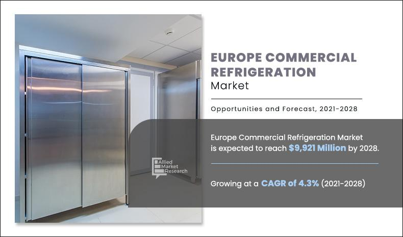 Europe Commercial Refrigeration Market