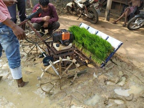Rice Transplanter Machine