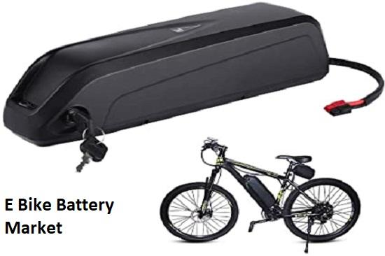E Bike Battery Market Top Key Players – Amptek, Exide, Amaron,