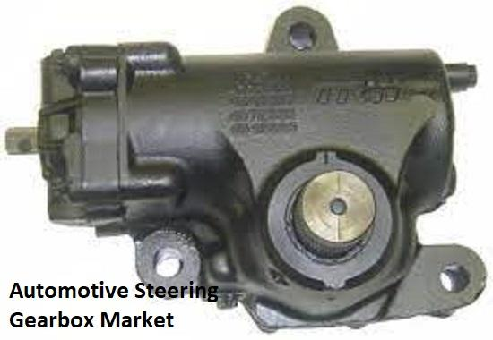 Automotive Steering Gearbox Market Top Key Players - Akashi