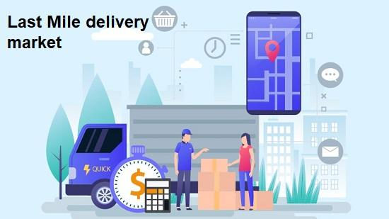 Last Mile Delivery Market Top Key Players – UPS, FedEx, Amazon,