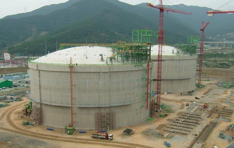 South America LNG storage tank Market