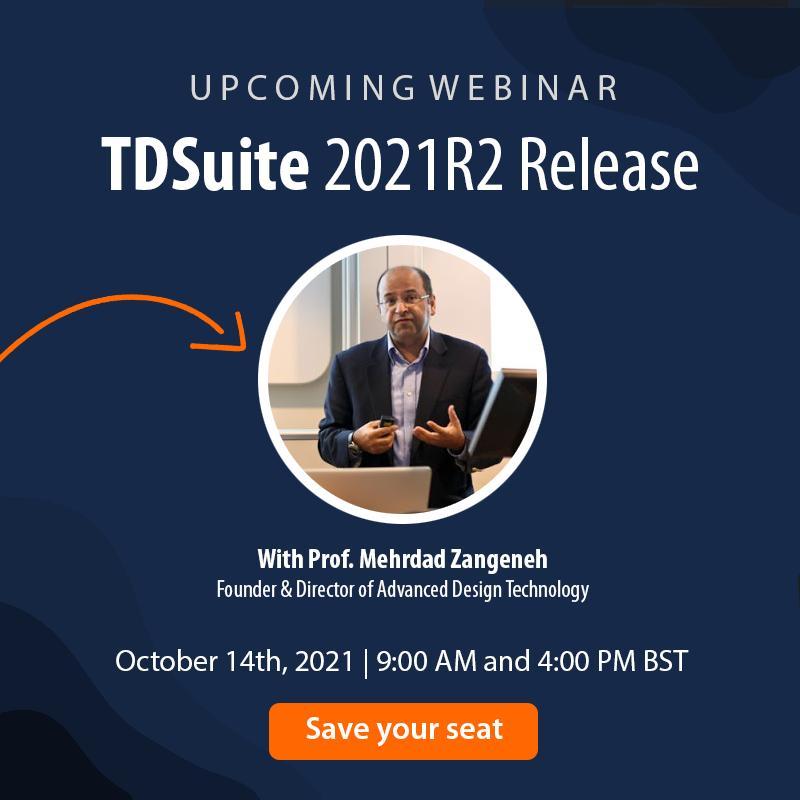TURBOdesign Suite 2021R2 Release