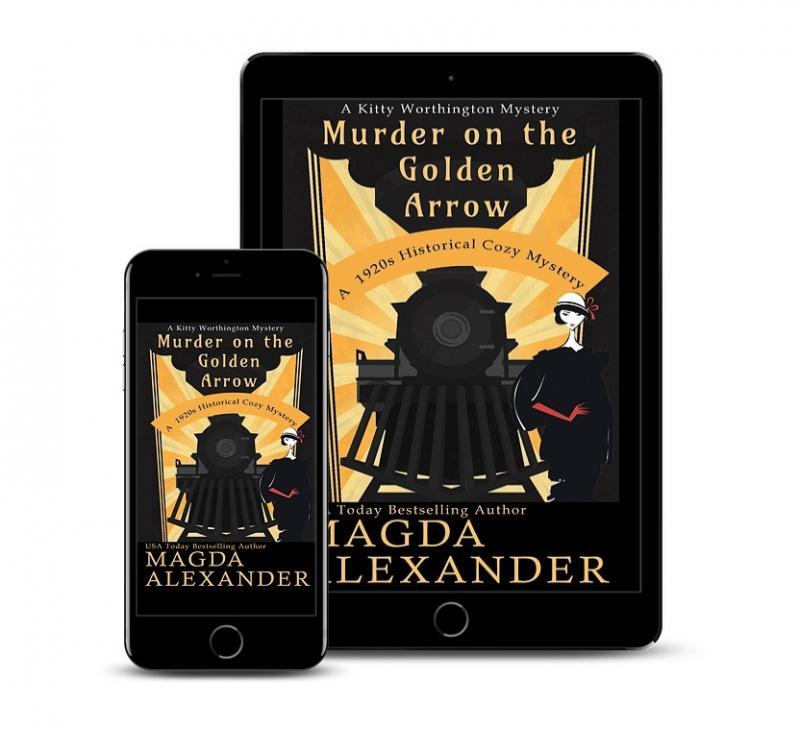 Murder on the Golden Arrow