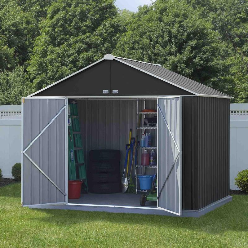 North America Outdoor Shed Market