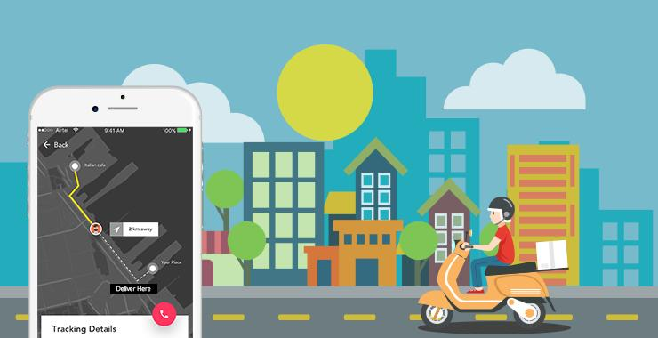 On-Demand Delivery Market 2021 Product Type, Application/End