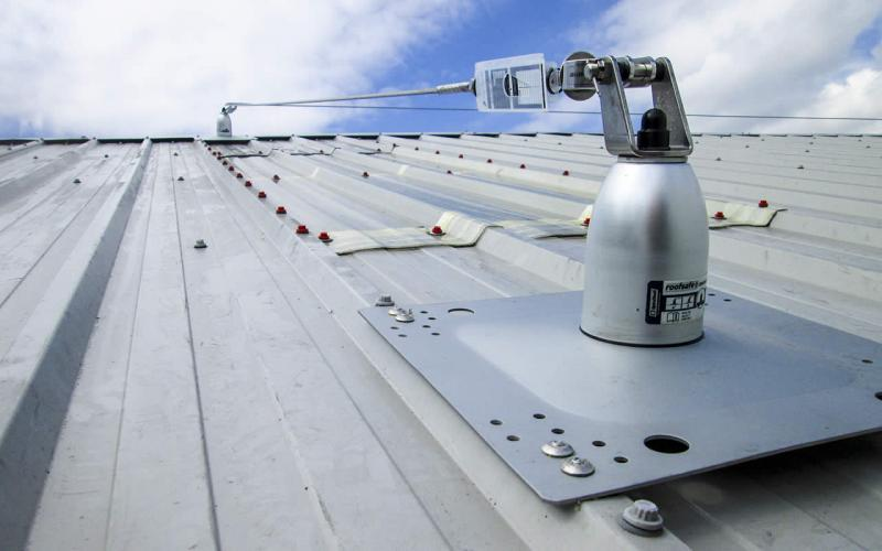 Roof Safety And Access Systems Market