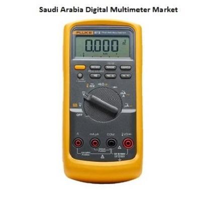 Saudi Arabia Digital Multimeter market