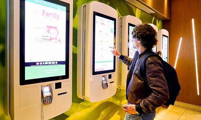 self-service kiosks Market