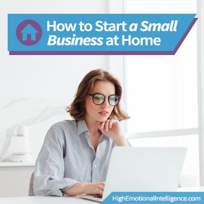 How To Start a Small Business at Home: Top 10 Success Tips and Top 10