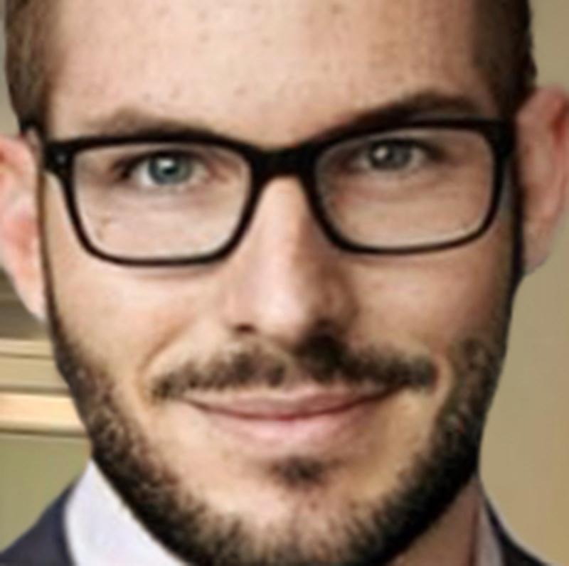 New Vice President Stefan Schmidt-Louw