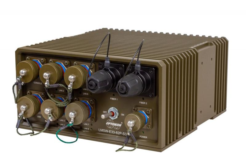 Military Ethernet Switches Market to Witness Growth