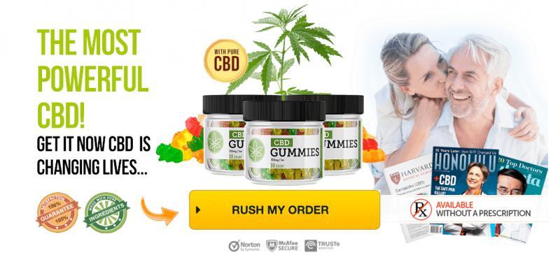 Goldline CBD Gummies Naturel Et Spectre Complet.  Commandez sur le site officiel.