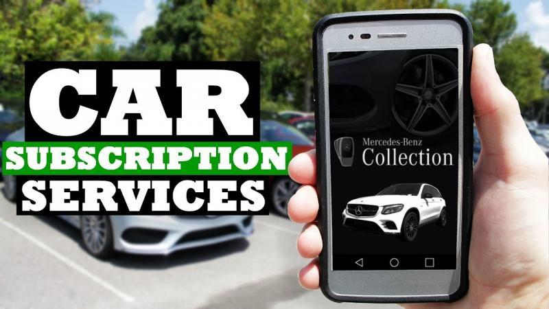 Car Subscription Services