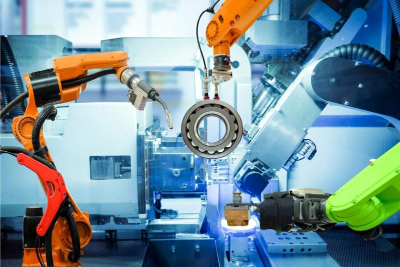 Industrial Robotics Market Size, Status and Business Outlook 2021 - ABB, Fanuc, Omron, Denso Corporation, Kawasaki Heavy Industries - Image