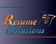 Resume Solutions