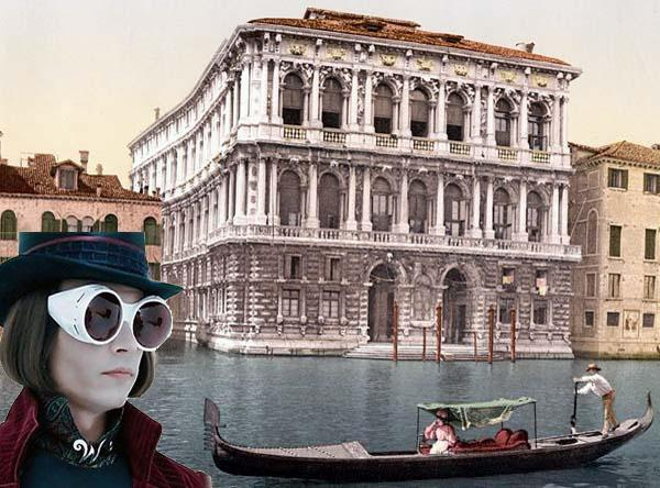 Johnny Depp, The Tourist, buys Palace in Venice, Italy