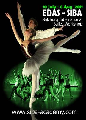 Ballett-workshop 2011 Salzburg - Austria