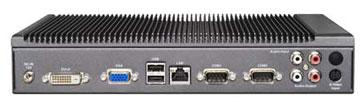 The LEC-7030 comes equipped with a S-Video port for interactive digital signage displays.