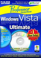 Professor Teaches Windows VISTA Ultimate