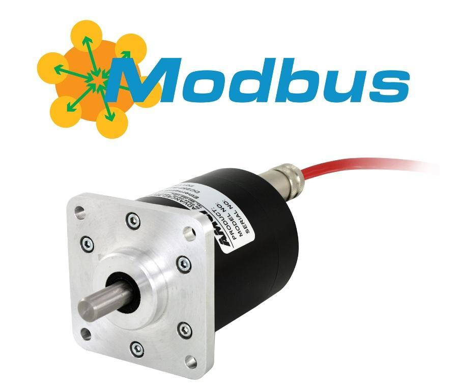 AMCI Modbus TCP/IP NR25 Series Absolute Encoder