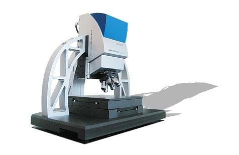 Optical 3D measurement device InfiniteFocus from Alicona to measure form and roughness in research and production