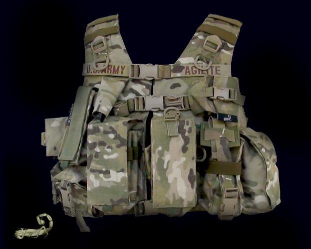 The Agilite Tactical Hi-Vest