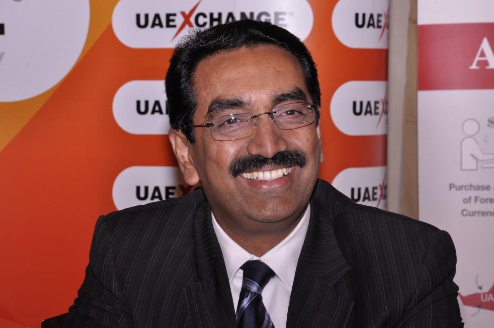 Mr. Y. Sudhir Kumar Shetty-COO Global Operations
