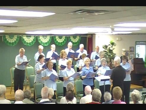 Sunsation Show Chorus