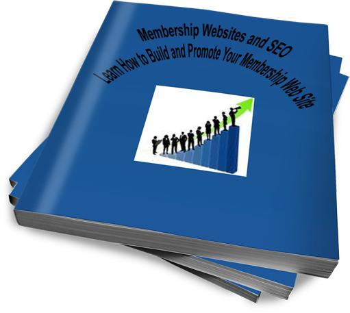 Membership Website and SEO