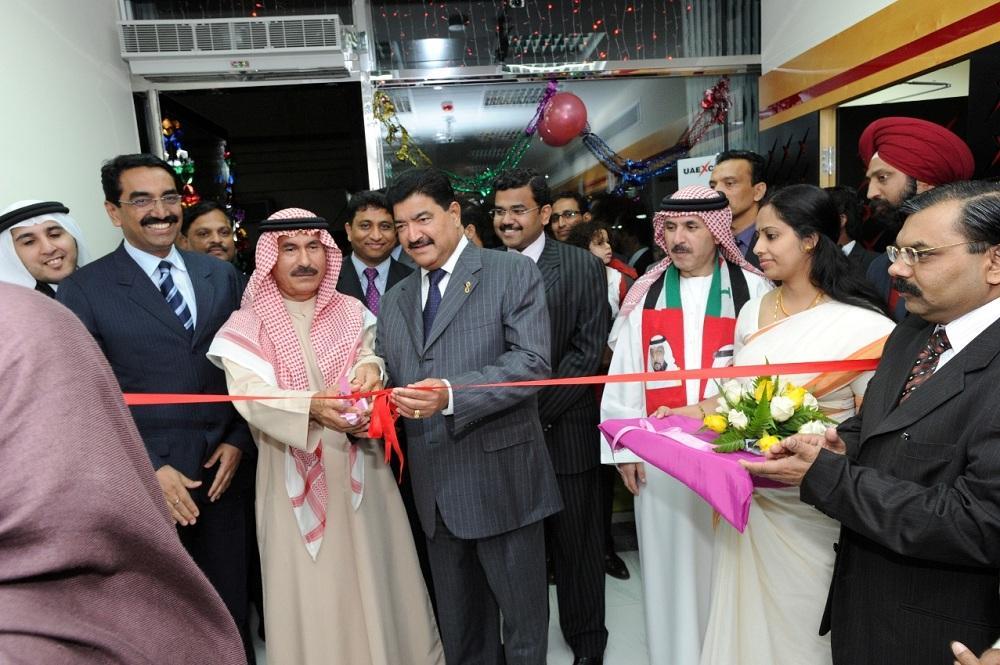 HE Abdulla Al Mazroei The Chairman, Dr BR Shetty, MD & CEO
