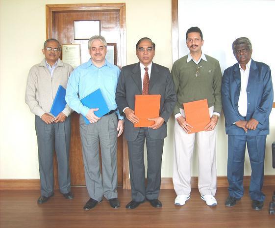 For HRD BITS Pilani and Pharma Major Lupin Mumbai sign MoU