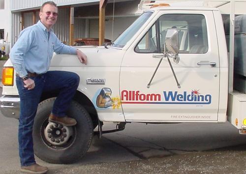 Dan Donovan - Presiden, Allform Welding Inc.